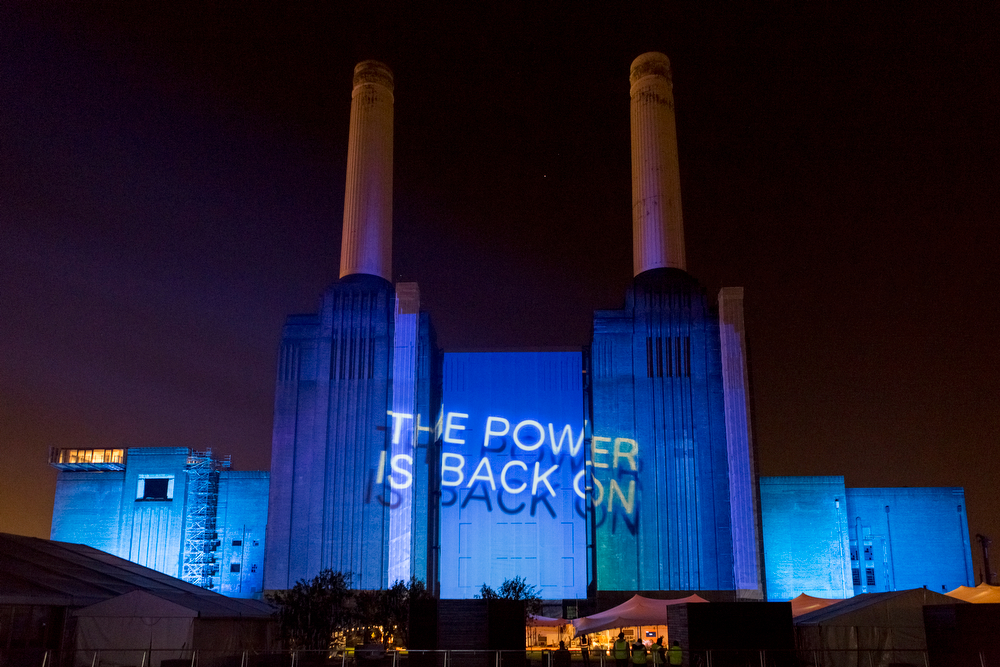 Battersea Power Station Annual Party